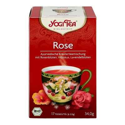 Yogi Tea Rose Bio Filterbeutel  zamów na apo-discounter.pl