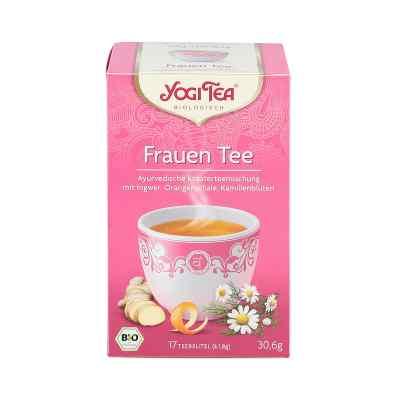 Yogi Tea Frauen Tee Bio  zamów na apo-discounter.pl