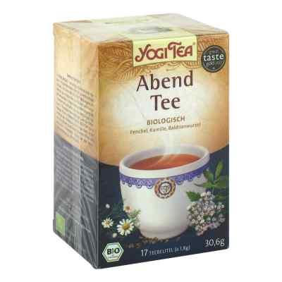 Yogi Tea Abend Tee Bio Filterbeutel  zamów na apo-discounter.pl