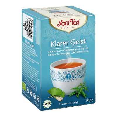 Yogi Tea herbata z miłorzębem japońskim saszetki  zamów na apo-discounter.pl