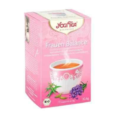 Yogi Tea Frauen Balance Bio  zamów na apo-discounter.pl