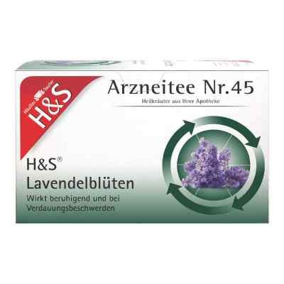 H&s Lavendelblueten Filterbeutel  zamów na apo-discounter.pl