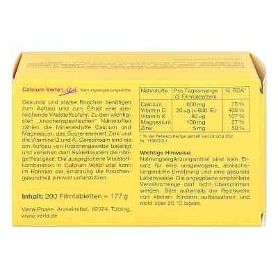 Calcium Verla Vital Tabletki  zamów na apo-discounter.pl