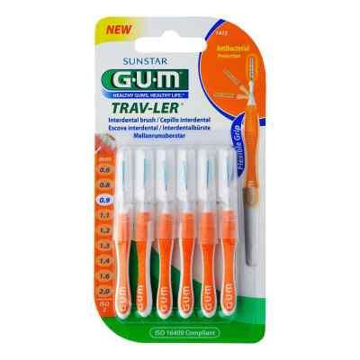 Gum Trav-ler 0,9mm Kerze orange Intendent.+6kappen  zamów na apo-discounter.pl