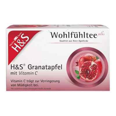 H&s Granatapfel Filterbeutel  zamów na apo-discounter.pl