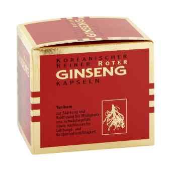 Roter Ginseng 300 mg Kapseln  zamów na apo-discounter.pl