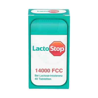 Lactostop 14.000 Fcc Tabletten im Spender  zamów na apo-discounter.pl