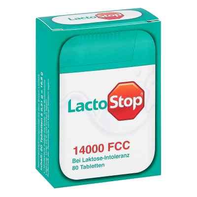Lactostop 14.000 FCC  tabletki w dozowniku  zamów na apo-discounter.pl