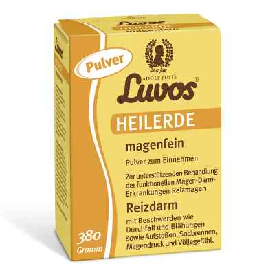 Luvos Heilerde ziemia lecznicza na problemy żołądkowe  zamów na apo-discounter.pl