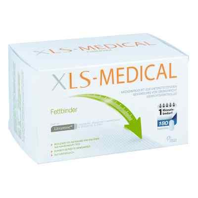Xls Medical Fettbinder tabletki - kuracja miesięczna  zamów na apo-discounter.pl