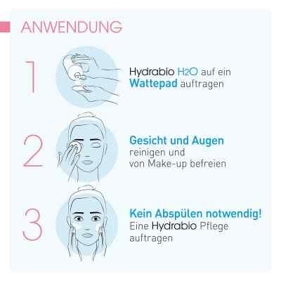 Bioderma Hydrabio H2o Reinigungsloesung  zamów na apo-discounter.pl