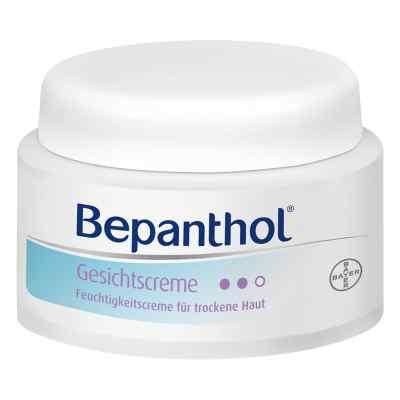 Bepanthol krem do twarzy dla skóry suchej    zamów na apo-discounter.pl