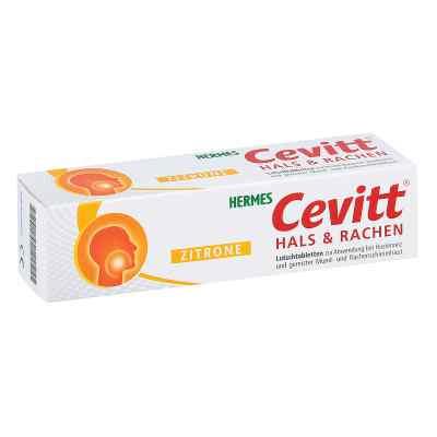Cevitt Hals & Rachen tabletki na ból gardła