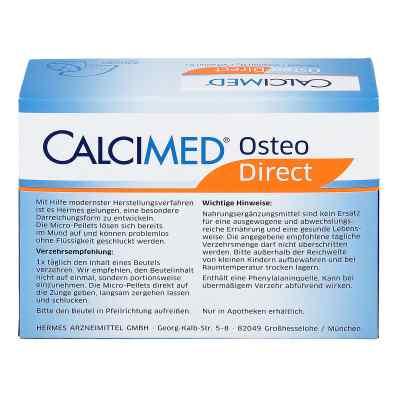 Calcimed Osteo Direct Micro-pellets  zamów na apo-discounter.pl