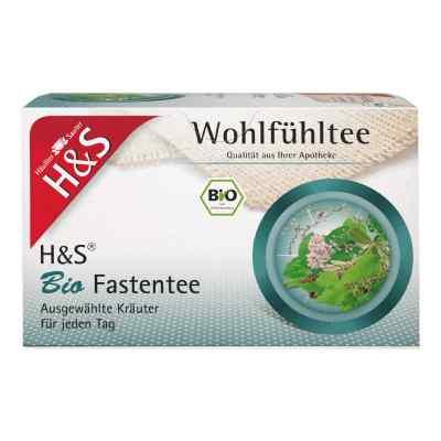 H&s Wohlfuehltee Fastentee Filterbeutel
