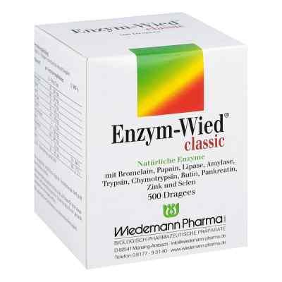 Enzym Wied classic tabletki  zamów na apo-discounter.pl