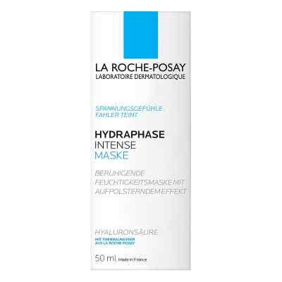 La Roche Posay Hydraphase Intense Maseczka  zamów na apo-discounter.pl