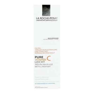 La Roche Posay Redermic C  krem do skóry normalnej i mieszanej  zamów na apo-discounter.pl
