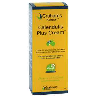 Grahams Natural Calendulis Plus krem
