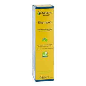 Grahams Natural szampon  zamów na apo-discounter.pl