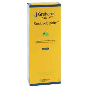 Grahams Natural balsam kojący