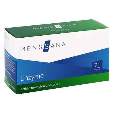 Enzyme Menssana Kapseln