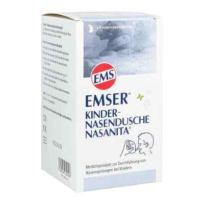 Emser Nasanita, aparat do płukania nosa dla dzieci   zamów na apo-discounter.pl