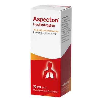 Aspecton Hustentropfen  zamów na apo-discounter.pl