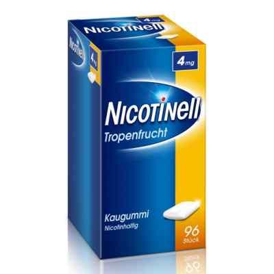 Nicotinell Kaugummi Tropenfrucht 4 mg  zamów na apo-discounter.pl