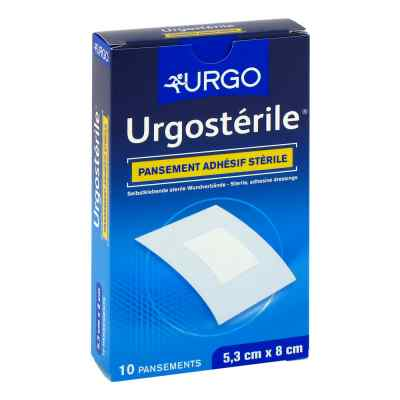 Urgosterile Wundverband 53x80 mm steril
