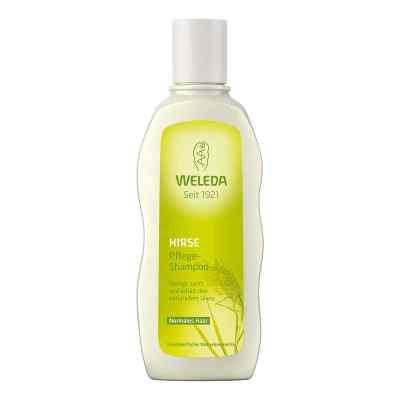 Weleda Hirse Pflege-shampoo  zamów na apo-discounter.pl