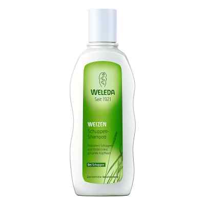 Weleda Weizen Schuppen-shampoo  zamów na apo-discounter.pl