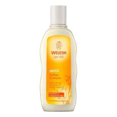 Weleda szampon odbudowujący z owsem  zamów na apo-discounter.pl
