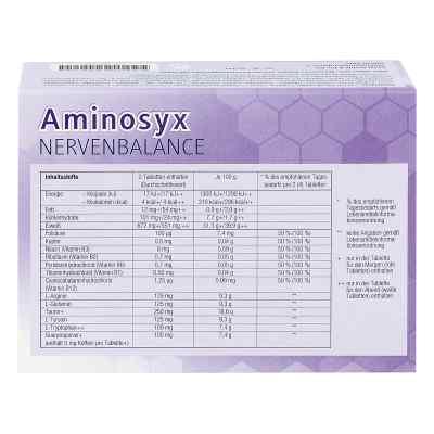 Aminosyx Nervenbalance Syxyl Tabletten  zamów na apo-discounter.pl