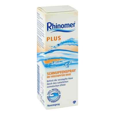 Rhinomer Plus Schnupfenspray  zamów na apo-discounter.pl