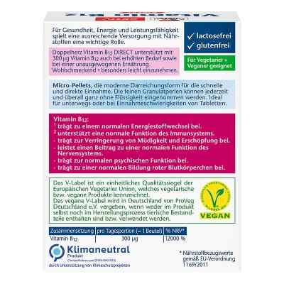 Doppelherz Witamina B12  granulat  zamów na apo-discounter.pl