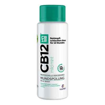 Cb12  łagodny płyn do płukania jamy ustnej   zamów na apo-discounter.pl