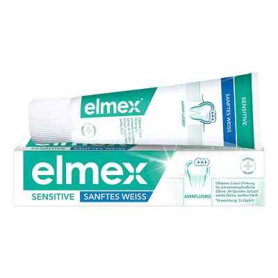 Elmex Sensitive Sanftes Weiss pasta do zębów  zamów na apo-discounter.pl