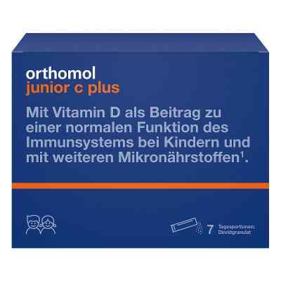 Orthomol Junior C plus Granulat  zamów na apo-discounter.pl