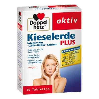Doppelherz Kieselerde Plus Int.kur+zi.+bio.+cal. tabletki  zamów na apo-discounter.pl
