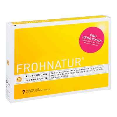 Frohnatur tonik w postaci buteleczek + kapsulki  zamów na apo-discounter.pl