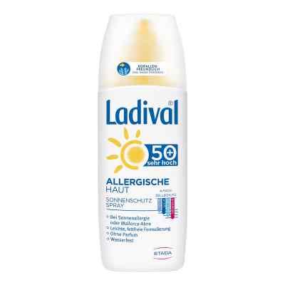 Ladival Skóra Alergiczna Spray przeciwsłoneczny SPF 50+  zamów na apo-discounter.pl