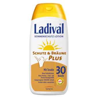 Ladival Schutz&Bräune balsam przeciwsłoneczny LSF30