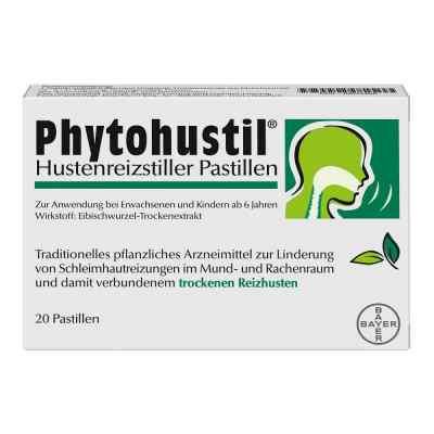 Phytohustil Hustenreizstiller Pastillen
