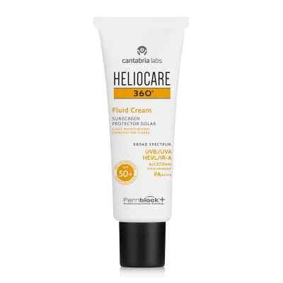 Heliocare 360° fluid ochronny do twarzy SPF 50+  zamów na apo-discounter.pl