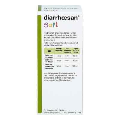 Diarrhoesan Saft  zamów na apo-discounter.pl