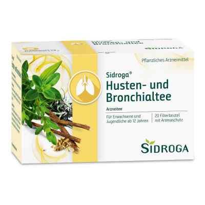 Sidroga - herbata w torebkach na kaszel  zamów na apo-discounter.pl