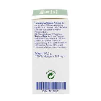 Basosyx Hepa Syxyl, tabletki