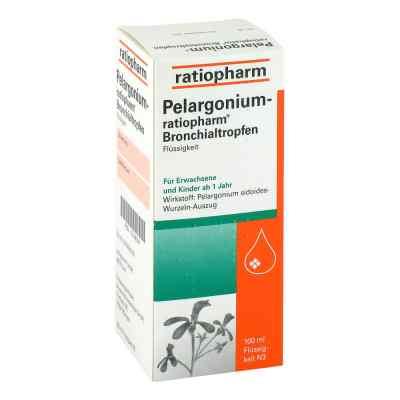 Pelargonium-ratiopharm krople na oskrzela  zamów na apo-discounter.pl