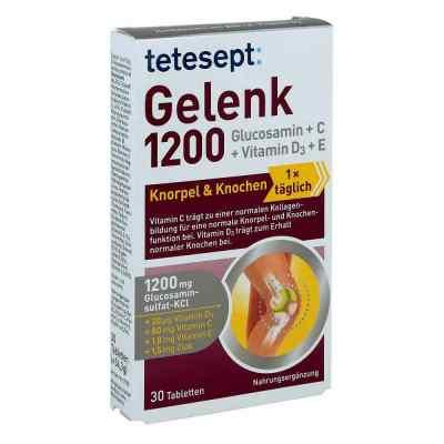Tetesept Gelenk na stawy, tabletki 1200 mg  zamów na apo-discounter.pl